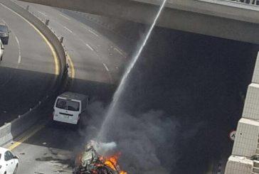 حاجز خرساني يودي بحياة سائق في الأحساء