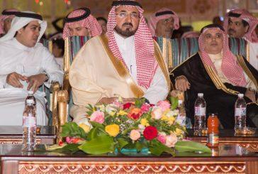 وكيل إمارة  الباحة يفتتح مهرجان العسل الدولي التاسع