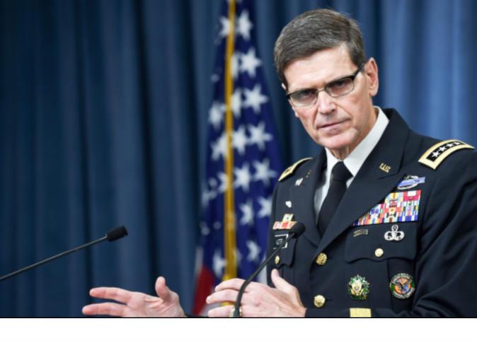قائد القوات الأمريكية بالشرق الأوسط ينفي تورطه في محاولة الانقلاب بتركيا