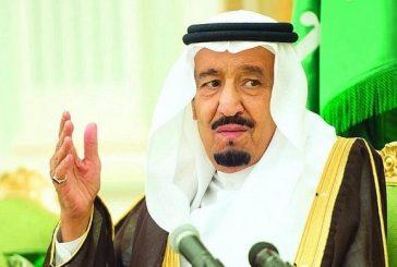 الملك يستقبل رئيس وزراء لبنان ووزير الدفاع المالديفي والمهنئين بالعيد