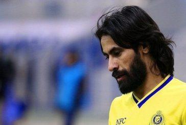 نادي النصر يجدد عقد حسين عبدالغني لمدة سنتين