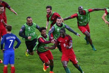 البرتغال تتوج بكأس أوروبا وتتأهل لروسيا 2017