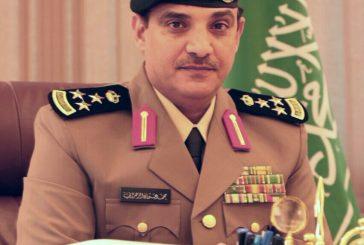 """""""الزهراني"""" مديراً لشرطة محافظة جدة"""