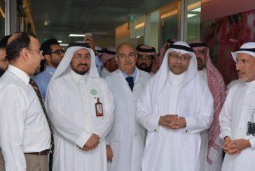 مدير صحة الشرقية يفتتح العناية المركزة المتطورة لحدوتيثي الولادة بسعة 45 سرير