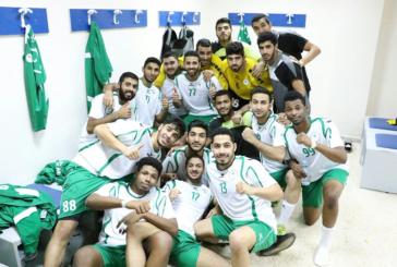 تأهل المنتخب السعودية لكرة اليد الشباب لنهائيات بطولة العالم في الجزائر