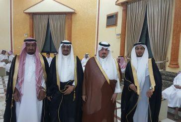 محمد المحجم يحتفل بزواجه في الباحة