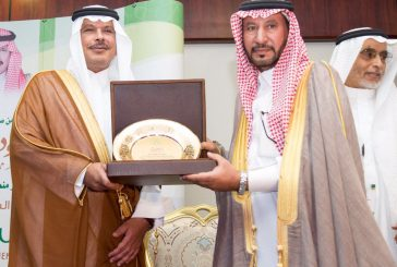 """بالصور.. أمير الباحة يرعى حفل جمعية """"إكرام"""" الأول"""