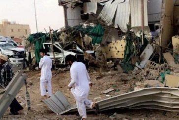 سقوط مقذوفات على نجران يخلف 3 إصابات