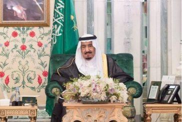 خادم الحرمين يستقبل سفير الولايات المتحدة الأمريكية لدى المملكة