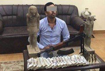 """القبض على زعيم العصابة التي خطفت """"آل سند"""".. والأمن المصري يكشف التفاصيل"""