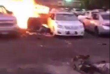تفجير انتحاري بمقر أمني قرب المسجد النبوي