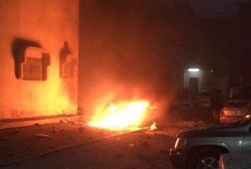 تفجير انتحاري قرب أحد المساجد بالقطيف