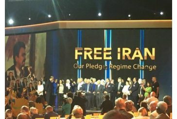 أكثر من 100 ألف في مؤتمر المعارضة الإيرانية ضد نظام الملالي