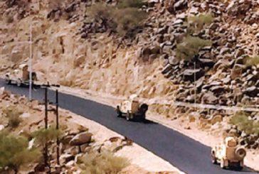 1500 قتيل من الحوثيين بكمين القوات السعودية في مركز الربوعة بظهران الجنوب