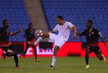 التعادل يحسم مواجهة الشباب والقادسية في افتتاح مباريات دوري جميل