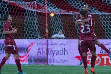 الفيصلي يفوز على الخليج بثلاثية