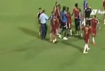 بالفيديو.. النصر يخرج بركلات الترجيح أمام الوداد المغربي