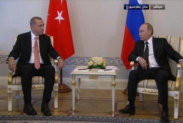 بوتين: نقف ضد محاولة الانقلاب الفاشلة في تركيا