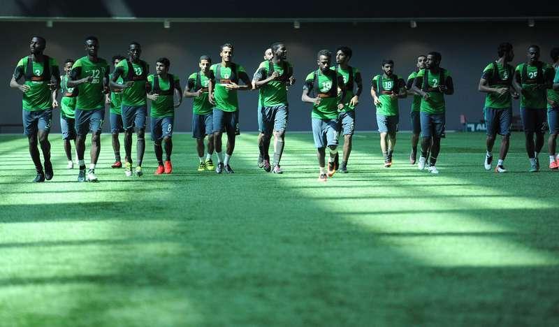 """الدخول مجاناً للملعب.. لاعبو """"الأخضر"""" ينتظرون 60 ألف داعم  أمام تايلاند"""