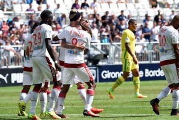 الدوري الفرنسي: بوردو يتقدم للمركز السابع بفوزه على نانت