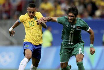 ريو 2016.. تعادل البرازيل والعراق سلبيا