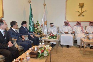 السفير الصيني … هنيئا للسعودية بالجبيل الصناعية