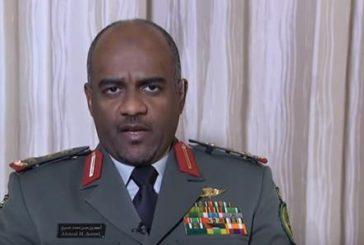 عسيري: هجمات الحوثيين والمخلوع المتكررة محاولة يائسة للتفاوض مع المملكة