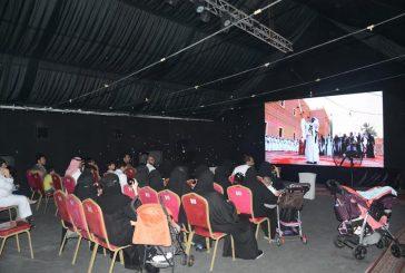 سينما الماضي والحاضر تثير إعجاب الآف المشاهدين بمهرجان صيف الشرقية 37