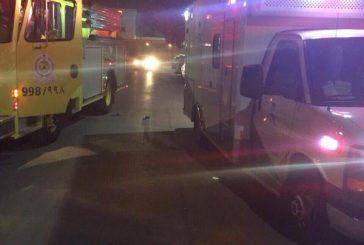 نجران : حريق منزل نتج عنه وفاة طفلتين بشرورة