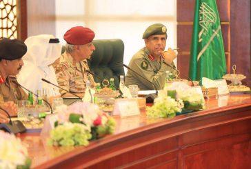 اللجنة الأمنية للحج تعقداً جتماعها الثاني بمقر الأمن العام بجدة
