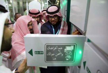السديس يتفقد آخر استعدادات المسجد النبوي للحج