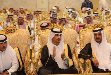 """""""مطران الويبار""""يحتفلون في زواج غانم وخالد وناصر"""