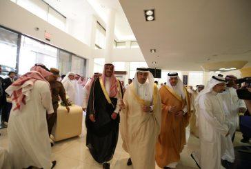 افتتاح المقر الجديد للخطوط السعودية ومكاتب الحجز والمبيعات في المدينة