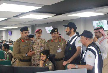 وزير الصحة يزور مركز عمليات 911 بمنطقة مكة المكرمة