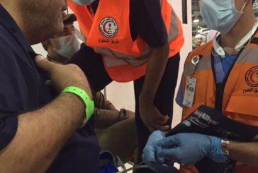 الهلال الأحمر بالباحة ينهي استعداداتة لمشاركة المتطوعين في خطة الحج