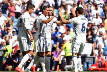 ريال مدريد يقسو على أوساسونا بخماسية