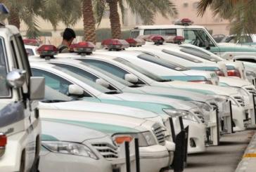 المرور يتوعد صابغي سياراتهم بالأخضر في اليوم الوطني .. بالحجز والغرامة للمركبة