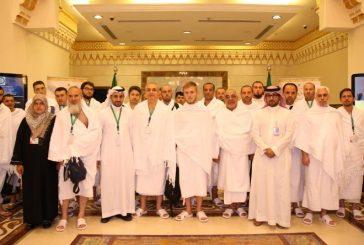 خادم الحرمين يتكفل بتكاليف الهدي لـ 2400 حاج وحاجة من ضيوف البرنامج