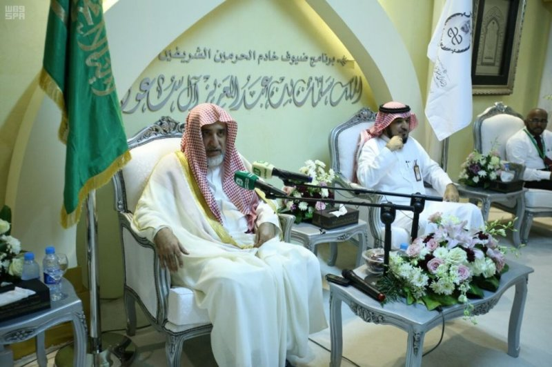 برنامج ضيوف خادم الحرمين يحقق أمنية أكثر من 30 ألف حاج على مدى ( 21 ) عاماً