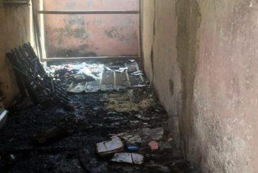 وفاة 3 أطفال في حريق نشب بمخزن في منزل بشرورة