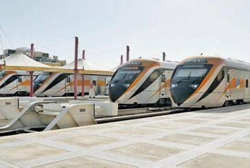 الخطوط الحديدية تبدأ تشغيل 238 رحلة ركاب أسبوعيا