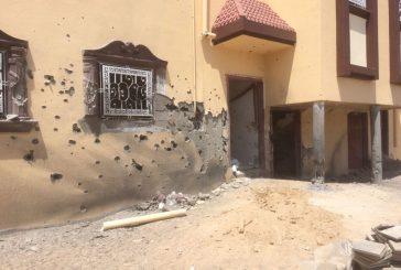 إصابة مواطن بمقذوف في نجران