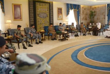 أمير مكة يطلع على خطة الأمن العام لإدارة حركة المشاة والحشود