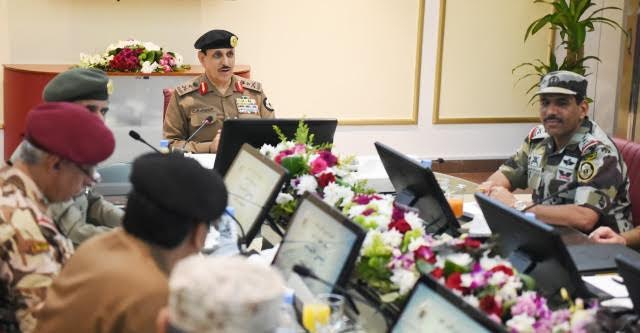 اللجنة الأمنية للحج تعقد اجتماعها الثالث بمقر الأمن العام بمنى