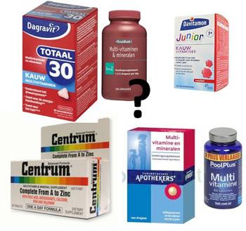 أخطار الإفراط في تناول الفيتامينات المتعددة كمكمل غذائي
