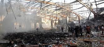الحوثيون يحاولون التلاعب بموقع تفجير صنعاء والقبائل تمنعهم