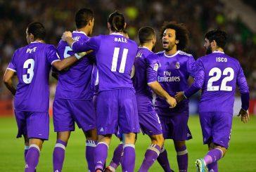 ريال مدريد يستعيد نغمة الانتصارات باكتساح ريال بيتيس بسداسية