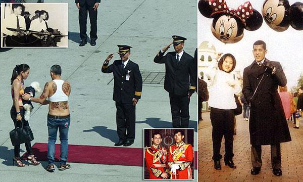 صور: ولي عهد تايلند يتوج بالمٌلك بعد وفاة والده.. لكن شاهد كيف يبدو هذا الملك!
