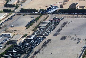 قوات الأمن السعودية تشارك في التمرين الخليجي المشترك الأول للأجهزة الأمنية في البحرين