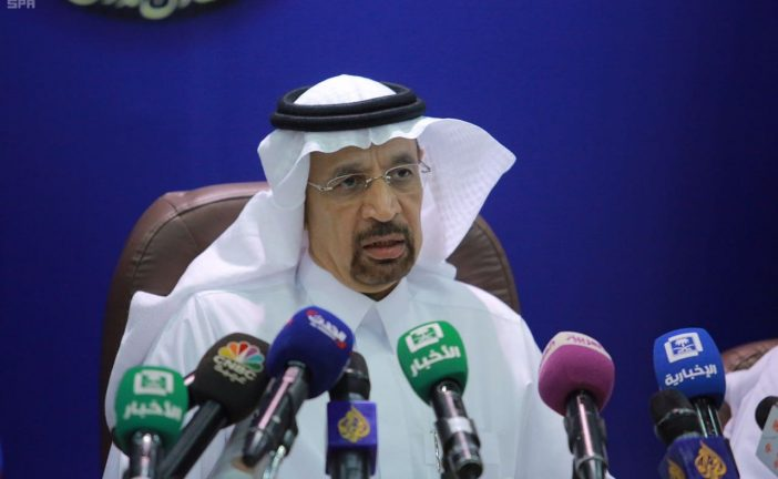 الفالح: دول الخليج تبادر لتسريع تعافي أسواق النفط